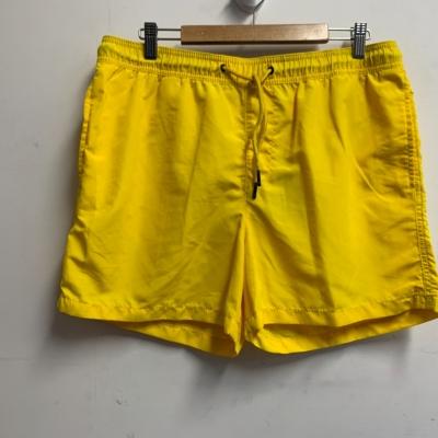 Jack & Jones Mens Shorts Size L Yellow (BNWT)