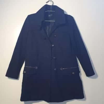 ASOS Wool Blend Coat - Size 6