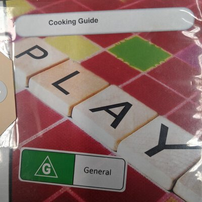 NINTENDO DS  - Cooking Guide