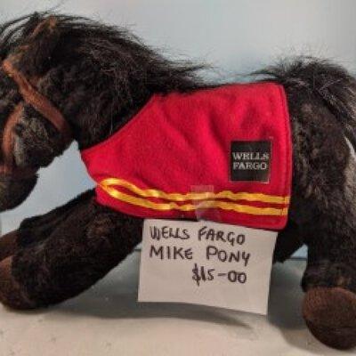 Wells Fargo Mike Pony