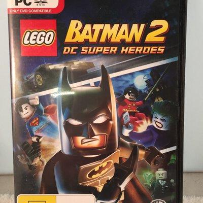 LEGO BATMAN 2 -dvd movie