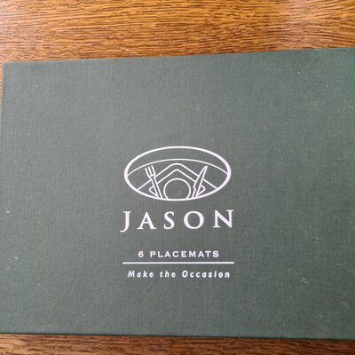 Jason, 6 Placements, Cucina, Black and White