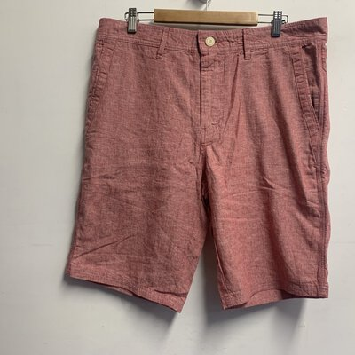 Jeanswest Men's Shorts Size 34 Mineral Red