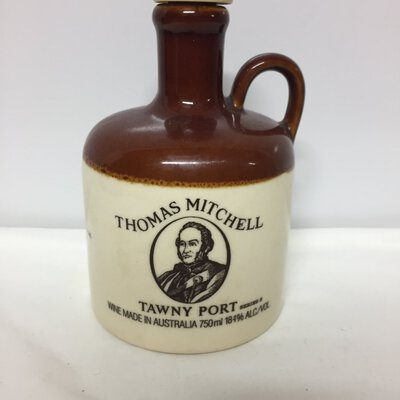 *LAST CHANCE* Thomas Mitchell Tawny Port Jug
