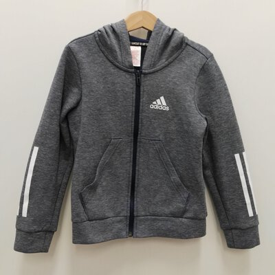 Adidas Kids Jacket Size 7-8 Years - Blue