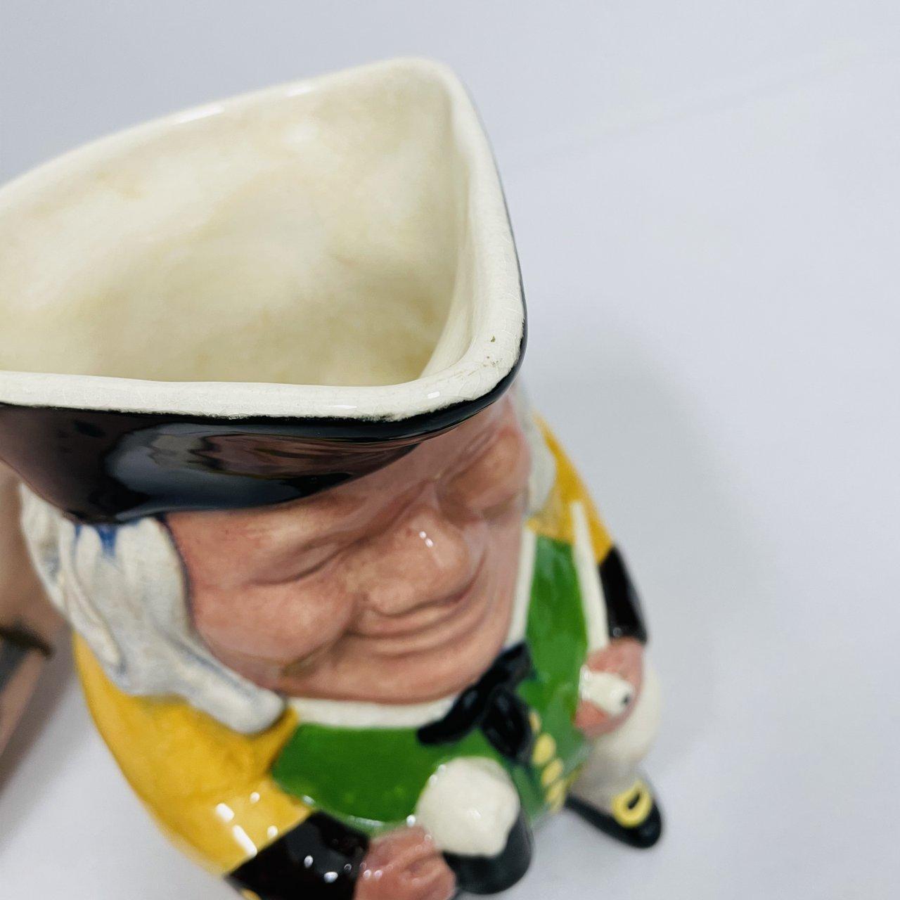 MELROSE WARE AUSTRALIA Vintage Toby Jug