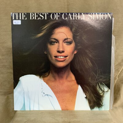 Record 'The Best Of Carly Simon' From Carly Simon 1975