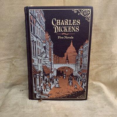 Charles Dickens Five Novels Omnibus