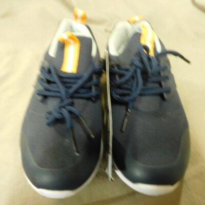 SEVEN KIDS Boys Blue Sneakers Size 10 (BNWT)