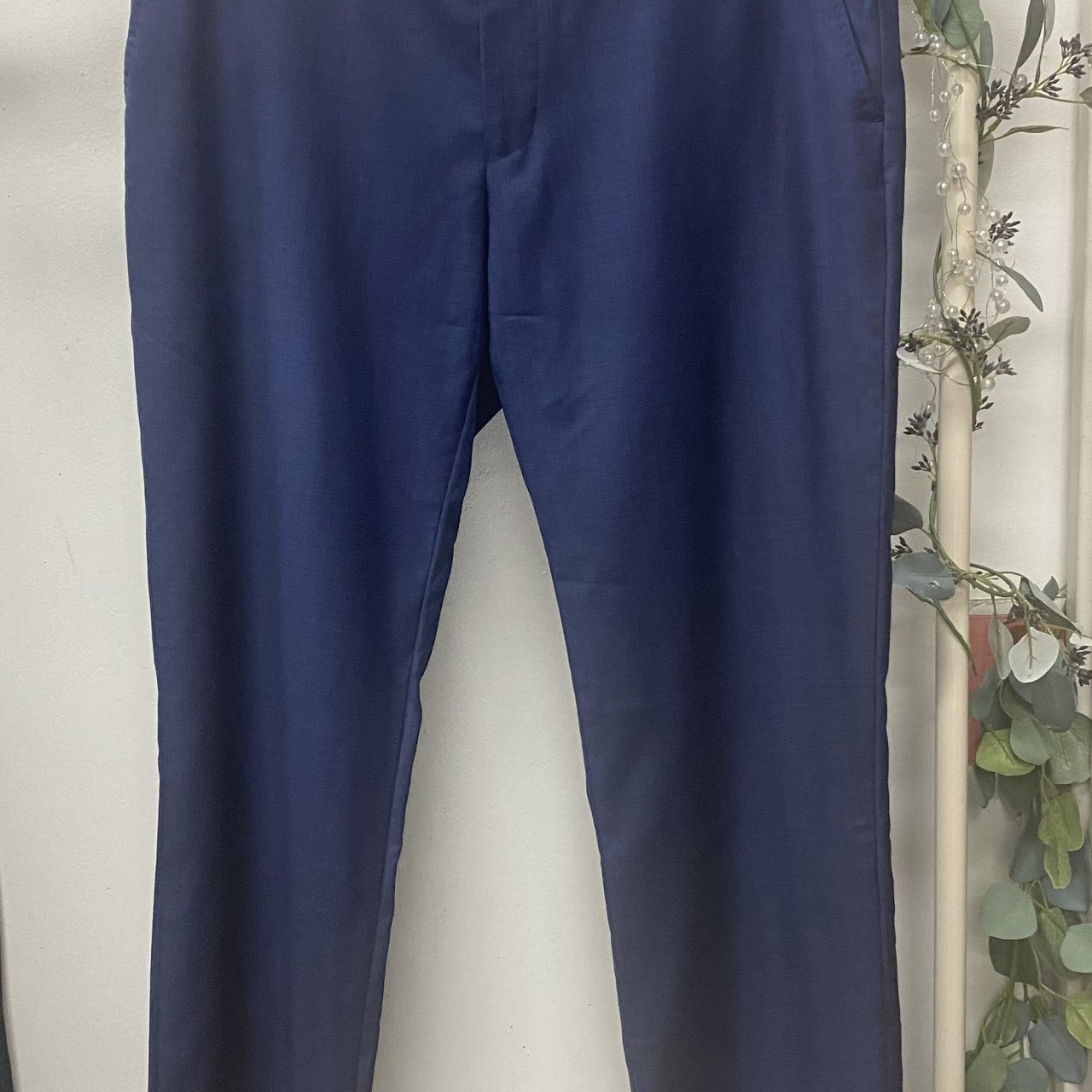 Wayne Cooper Mens Wool Dress Pants Size 34