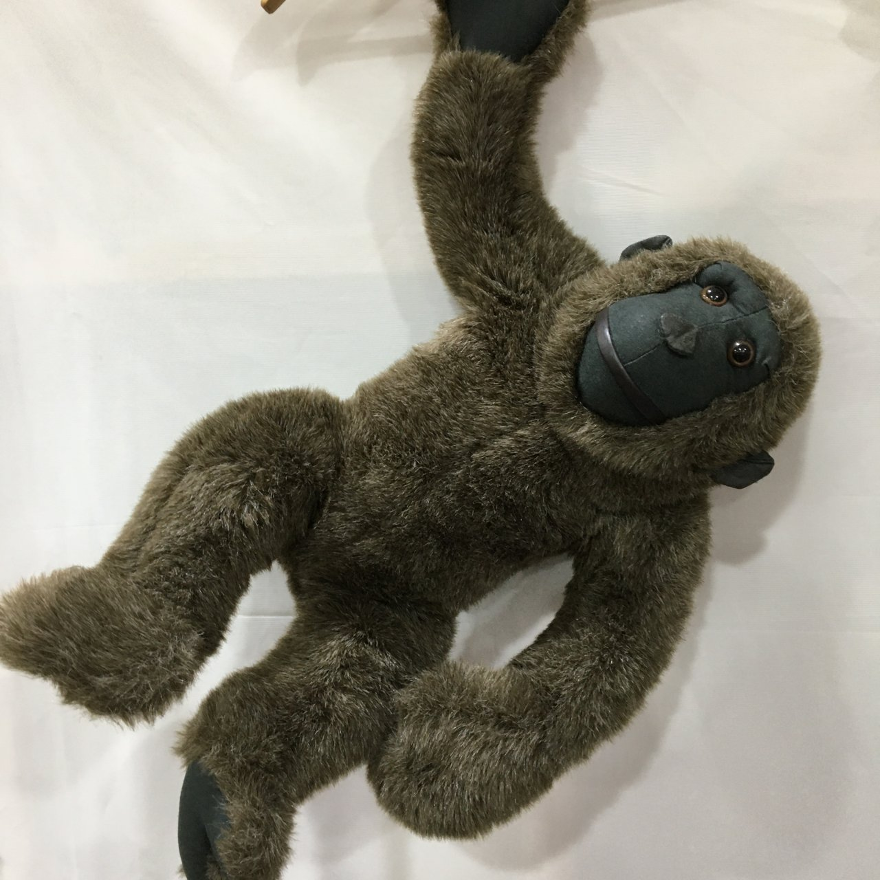50% Off - Monkey Soft Toy, Brown, No Tag