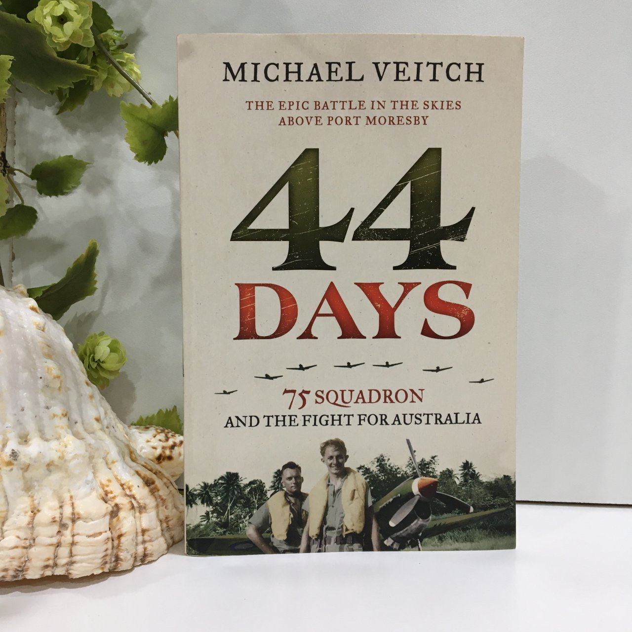 50% Off - 44 Days by Michael Veitch