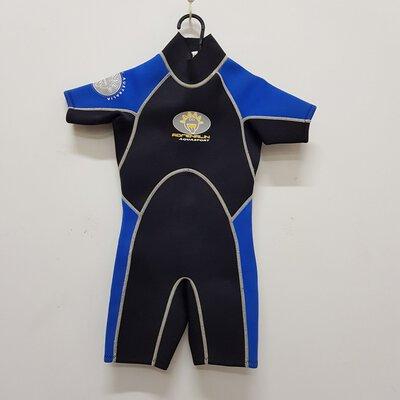 Adrenalin Kids  Wet Suit Size 4