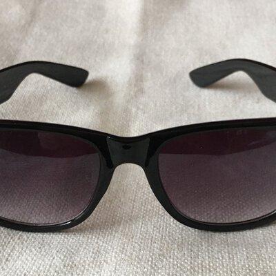 Men's Black Sunglasses