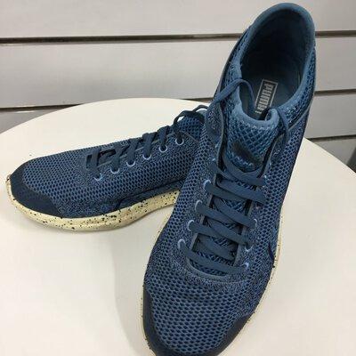 Men's Puma Runners Blue U.S Size 7