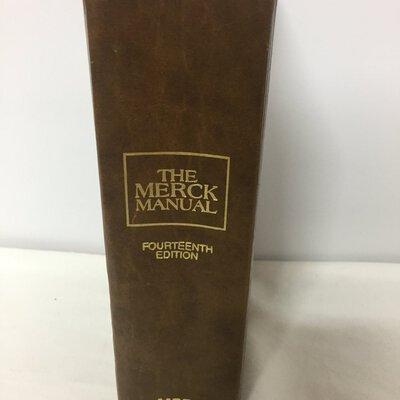 The Merck Manual 14th Edition
