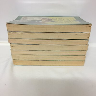 LM Montgomery Anne Gables Book Set
