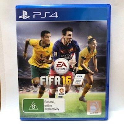 PS4 - EA Sports - FIFA 16 - Game
