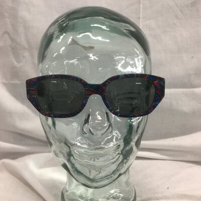 Jonathan Sceats Design Verve Multicolour Sunglasses