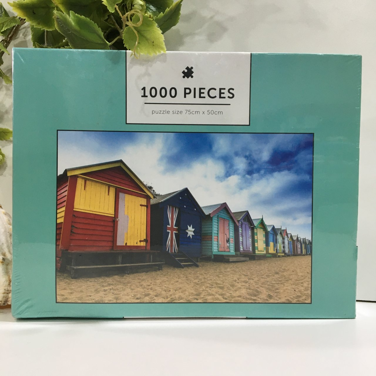 50% Off - Target 2 x 1000 Pieces Jigsaw Puzzles (RRP $10 each)