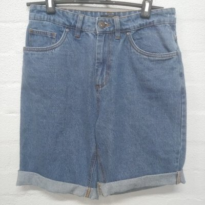 Mens Factorie Denim Shorts Size 30 Straight Leg Fit in Very Good ConditionREDUCED