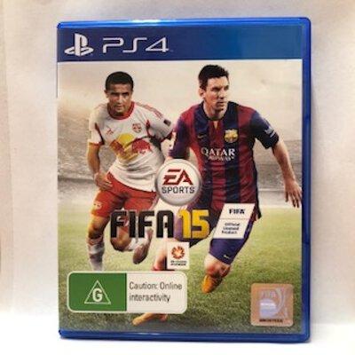 PS4 - EA Sports - FIFA 15 - Game