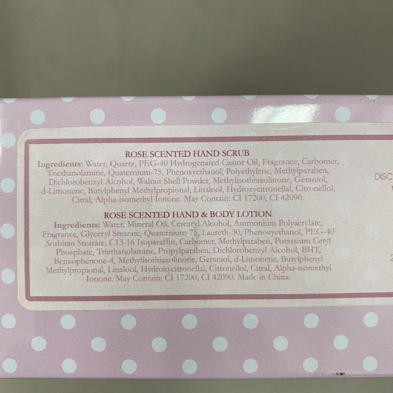 Ladies Hand Care Gift Set Bundle