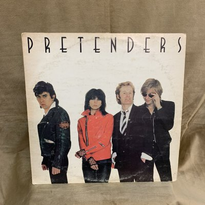 Record 'Pretenders' from The Pretenders 1979/1980