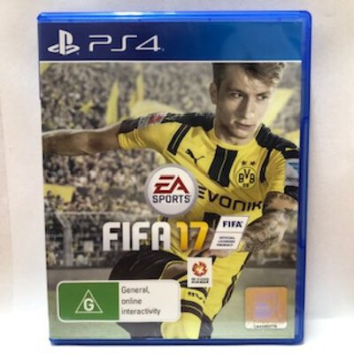 PS4 - EA Sports - FIFA 17 - Game REDUCED!!!
