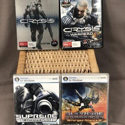 Microsoft PC Game Bundle