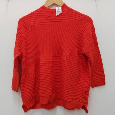 BNWT DOTTI Womens Orange Colour Top Size XS