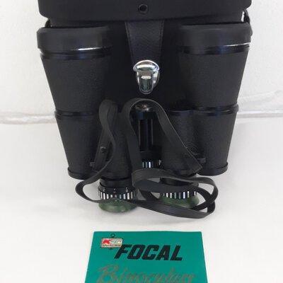 Focal binoculars from USA