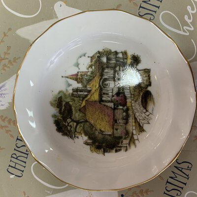 Duchess bone china, made in England, established in 1888