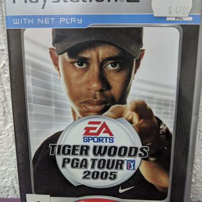 PLAY STATION -Tiger Woods PGA Tour 2005