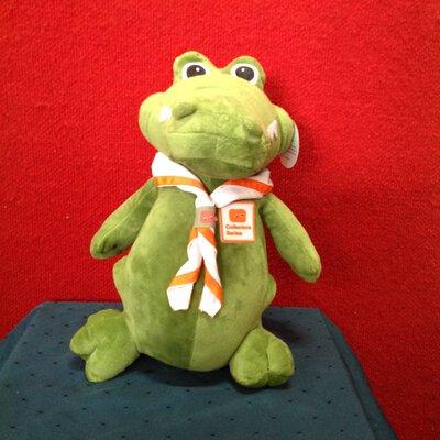Crocodile from Backyard buddies, Collector's Series, Brand New