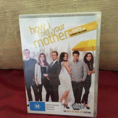 How I Met Your Mother DVD-Season 9, Brand New