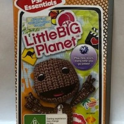 Sony - PSP - Little Big Planet - CIB