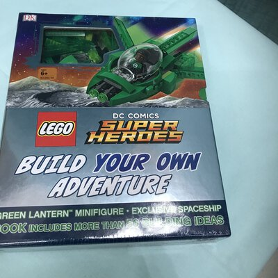 Lego Super Heroes Build Your Own Adventure (Brand New In Box)
