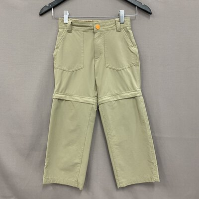 North Face Boys Beige Outdoor Pants Size XS