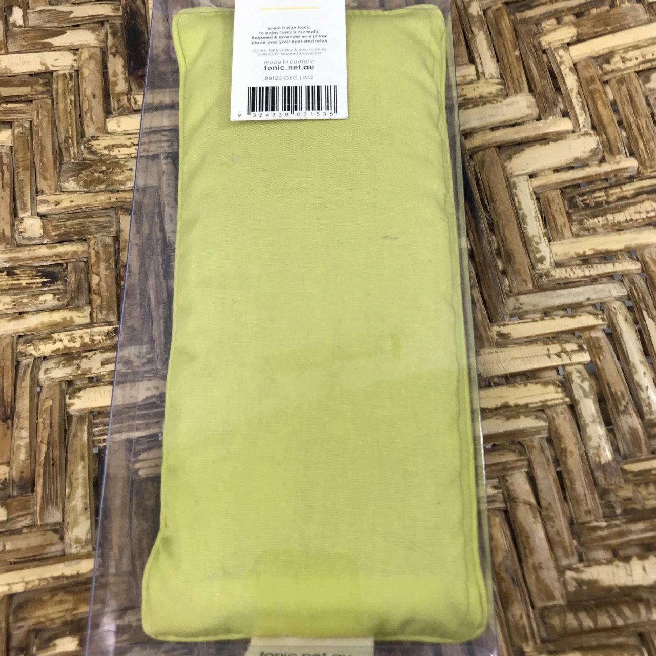 Tonic Australia eye pillow