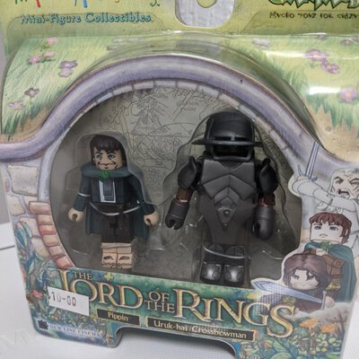 Lord of the Rings Mini Figurines
