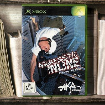 Aggressive Inline - Xbox