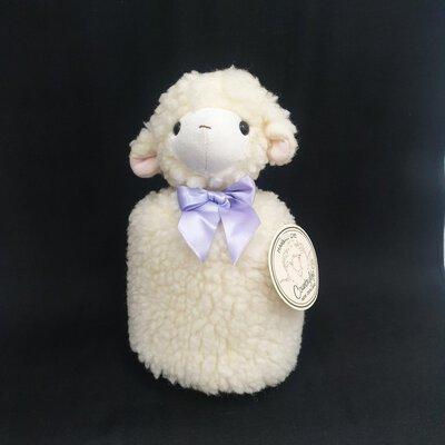 Robin Rive Soft Lamb Cream Handmade by Countrylife New Zealand