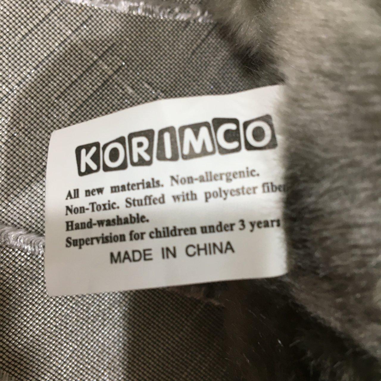 50% Off - Melbourne Zoo, Elephant,Grey, (RRP $24.95)