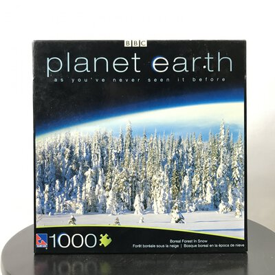 BBC - Planet Earth Jigsaw Puzzle (1000pc, Sealed)