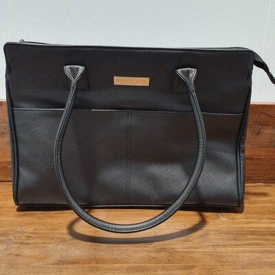 Mary Kay Women's Handbag Laptop Bag/ Baby Bag, Black